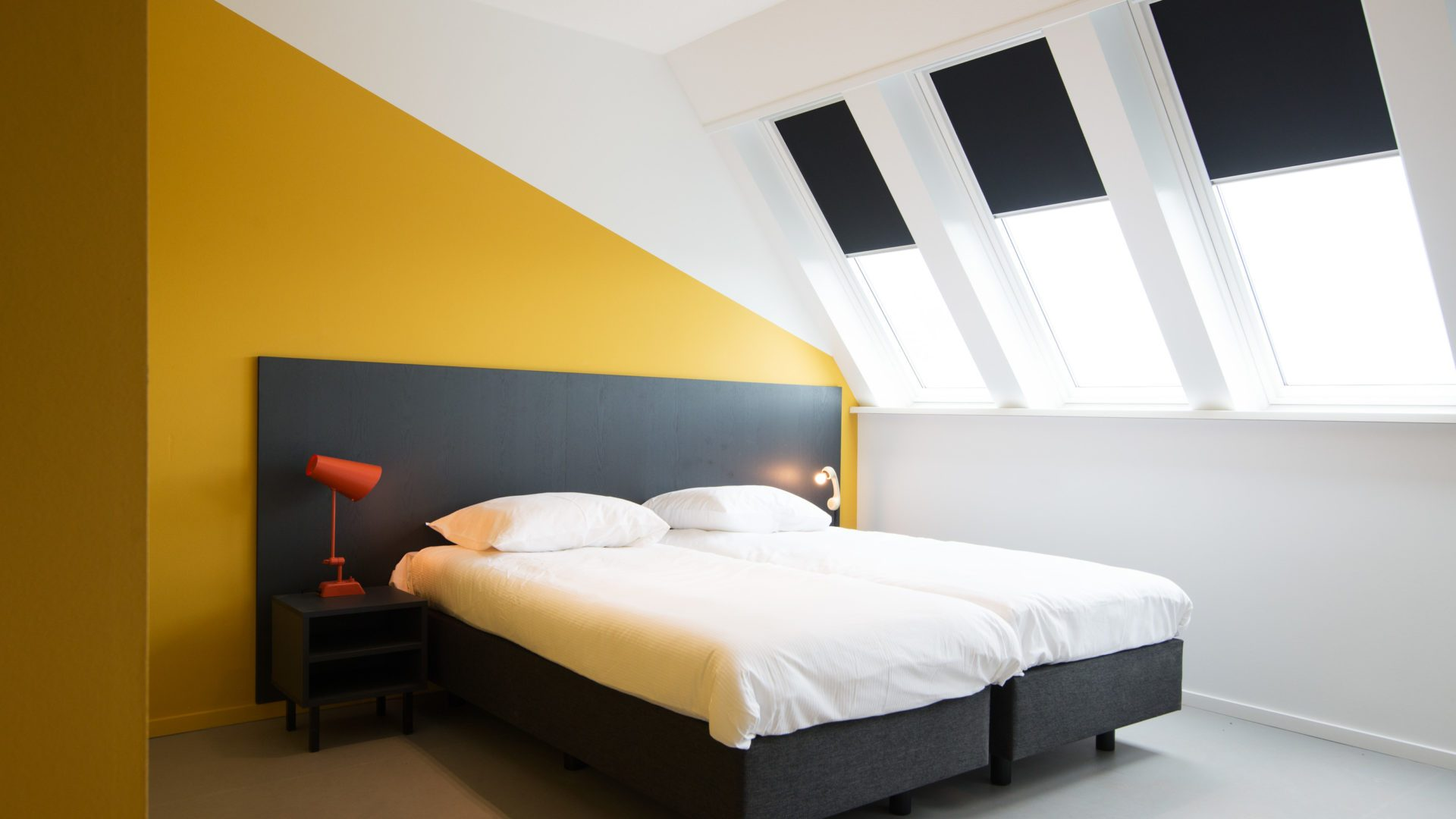 private double room in Via Amsterdam hotel